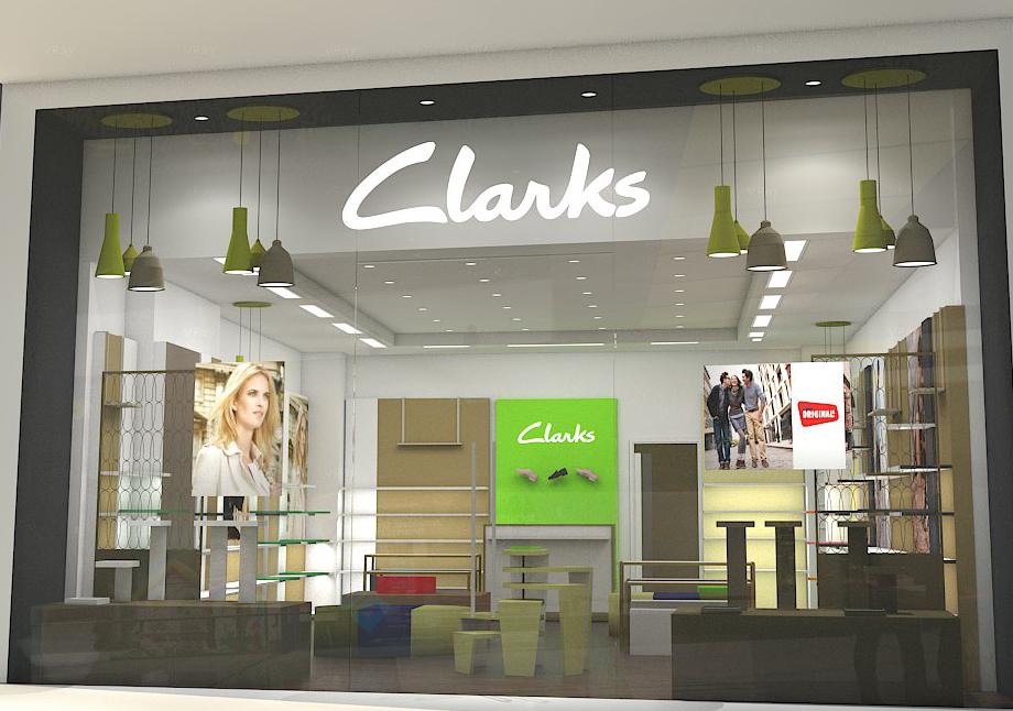 98bfe7c6 Completed: Clarks @ Pavilion KL