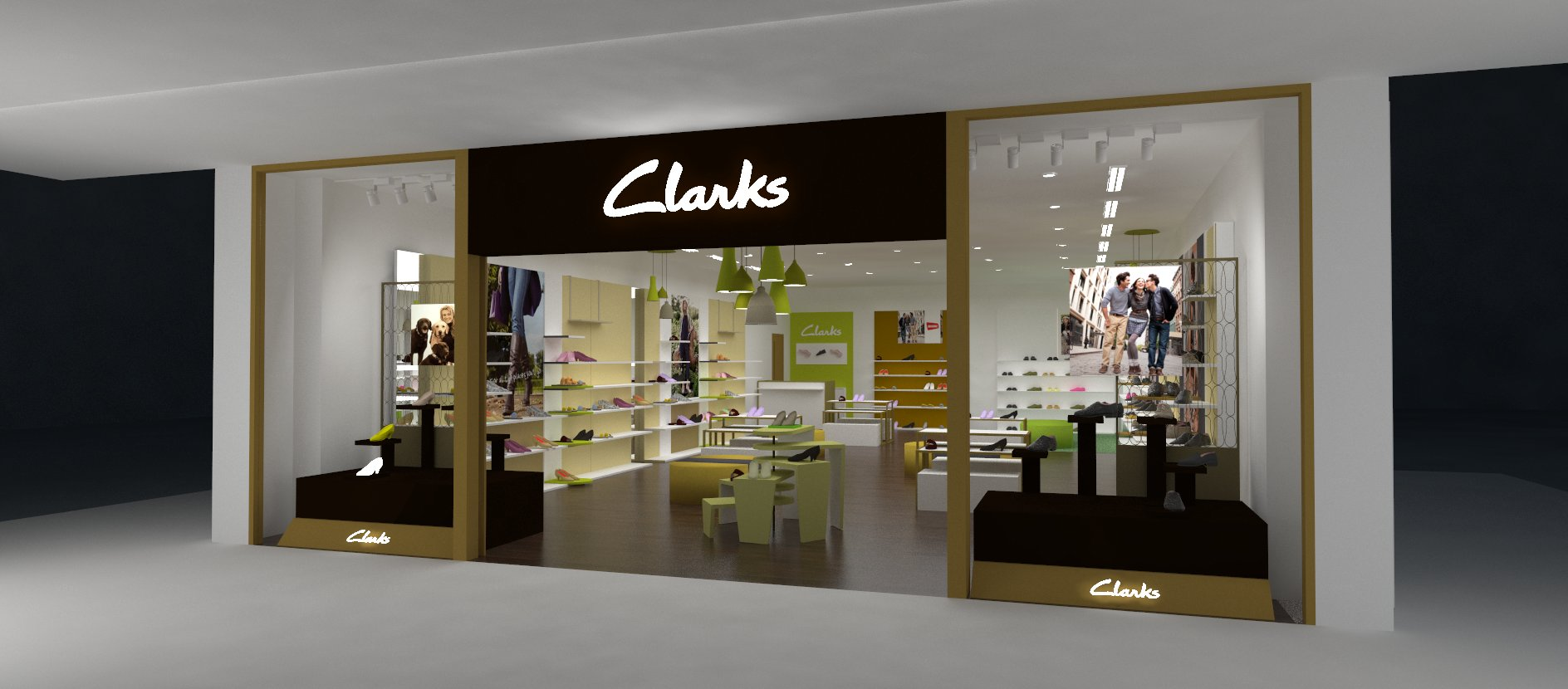 95f75449 Completed: Clarks C7 @ Mid Valley, Kuala Lumpur